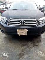 Clean 3seaters highlander 2008