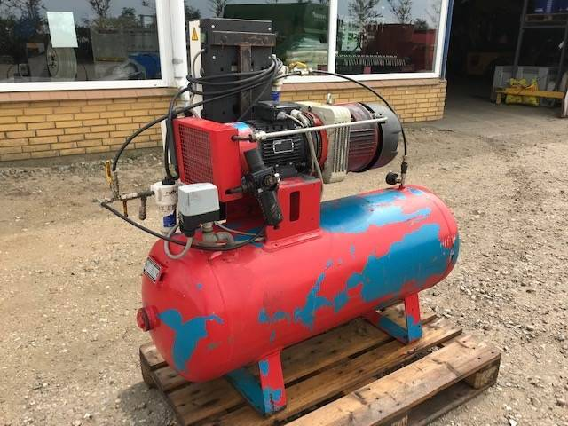 Rednal Kompressor - 2001