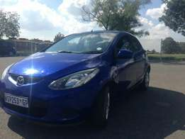 Mazda 2 1.3 dynamic with elctric window,FSH,mag rims, 91000km mileage