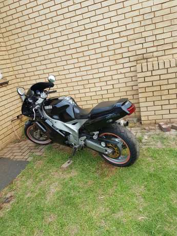 Yamaha Fzr1000 for sale Centurion - image 1