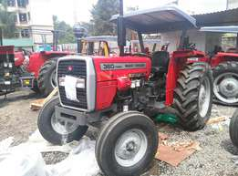 New Assembled Mf 360 with 60 Horse Power,3 Disc Plough,Warranty,Delive