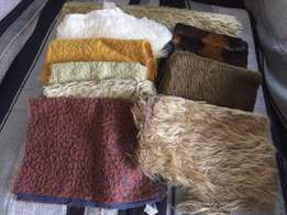 Mohair fabric