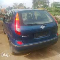 Extremely Clean Foreign Used Nissan Almera Tino 2004