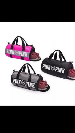 f50449026f9a0 Świetna torba Victoria pink fitness silownia Bydgoszcz - image 1