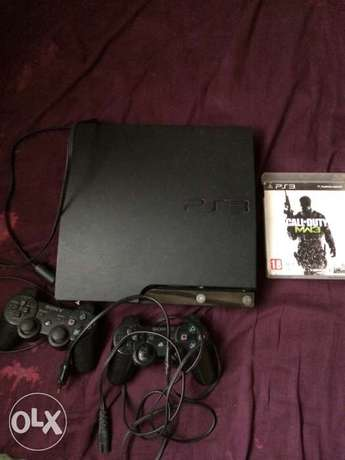 PlayStation3 with call of duty MW4 Ibadan North - image 1