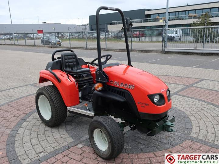 Goldoni Boxter 25 Tractor 4WD Diesel 24HP - 2010 - image 3