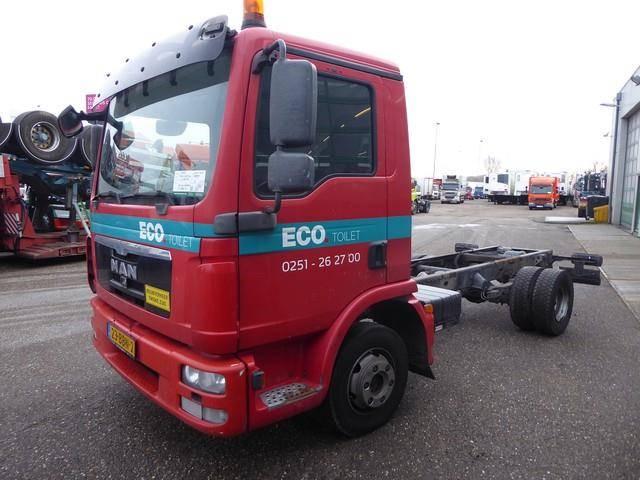 MAN 7.150 4X2 BB, , euro 5. 7450 kgs GVW - 2013