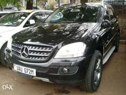 Mercedes-Benz ML 320 petrol modal 2007 on sale