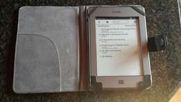 Kindle Touch reader ( paper white)