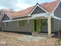 Three Bedrooms master's ensuite in ongata rongai rimpa area
