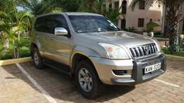 Quick Sale Toyota Prado Local Assembly Diesel