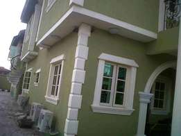Fantastic Newly Built Luxury 3bed Rooms Duplex at Ajao Estate Isolo