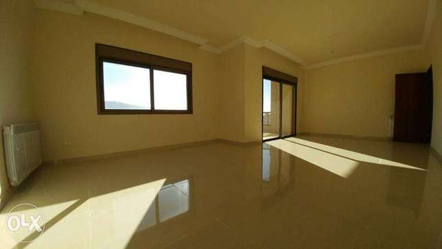 Ballouneh 190m2-brand new-mountain view - lease to won -