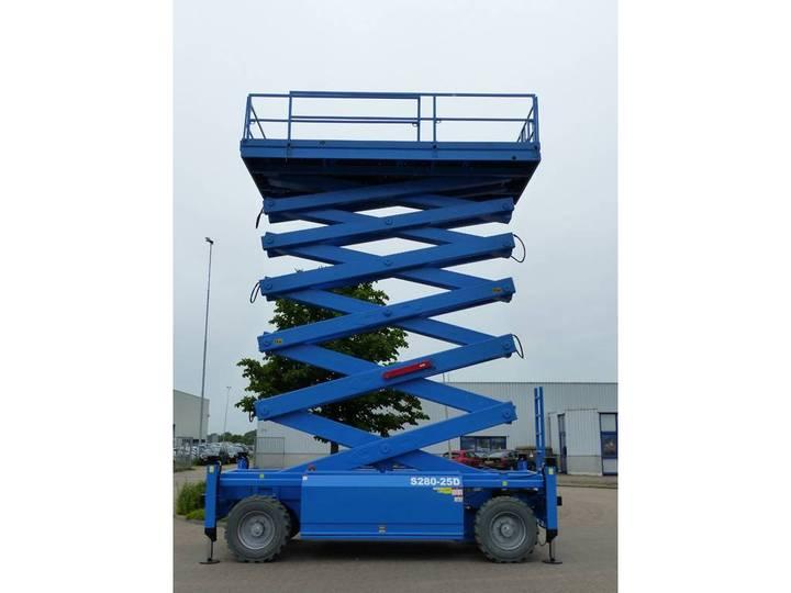Lift AB-lift S280-25E4WDS - 2018