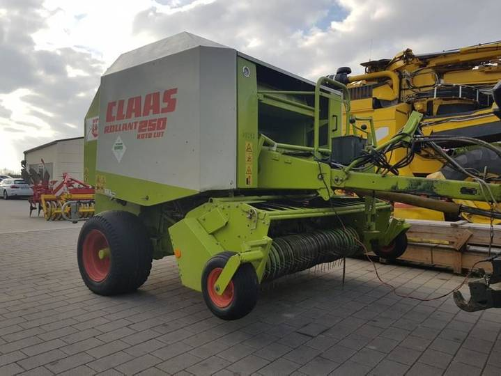 Claas rollant 250 roto cut - 1999