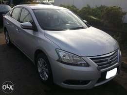 Rare Offer for Barely Used Nissan Sentra 1.8L Full Option bought New