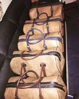 Brand new River Island duffle bags