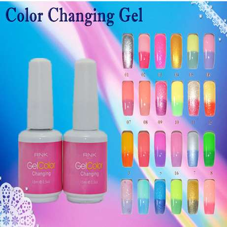 Color changing gel Nairobi CBD - image 1