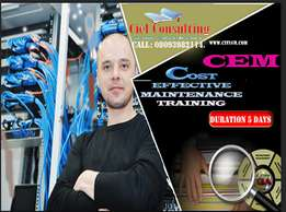 Intensive Training on Cost Effective Maintenance, Port Harcourt