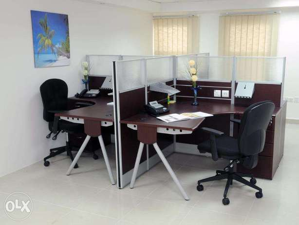 Special offer for fully Serviced and furnished big size office space