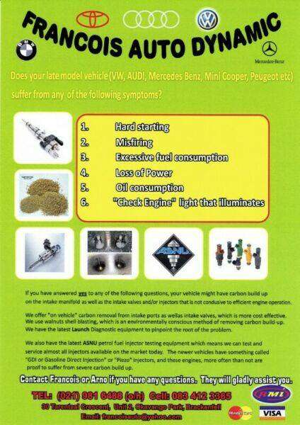 A Injectors in Western Cape | OLX South Africa
