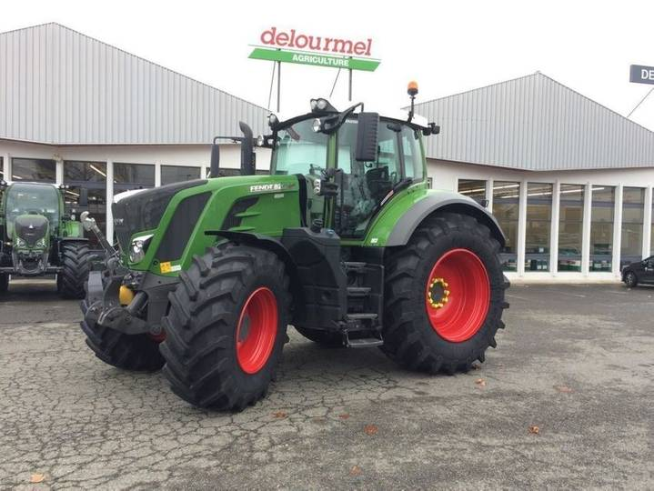 Fendt 826 vario s4 profi plus - 2017