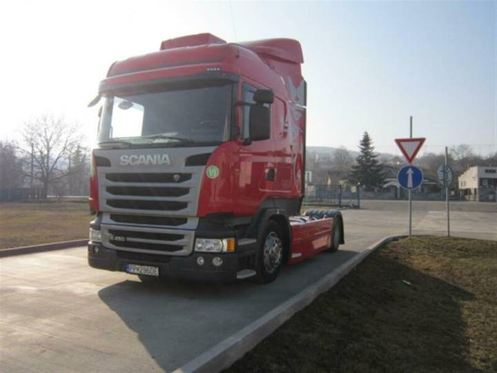 Scania R 450 LA4x2MEB - 2014