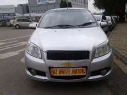 chevrolet aveo hatch 1.6 ls