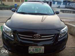 Very clean TOYOTA COROLLA available for sale