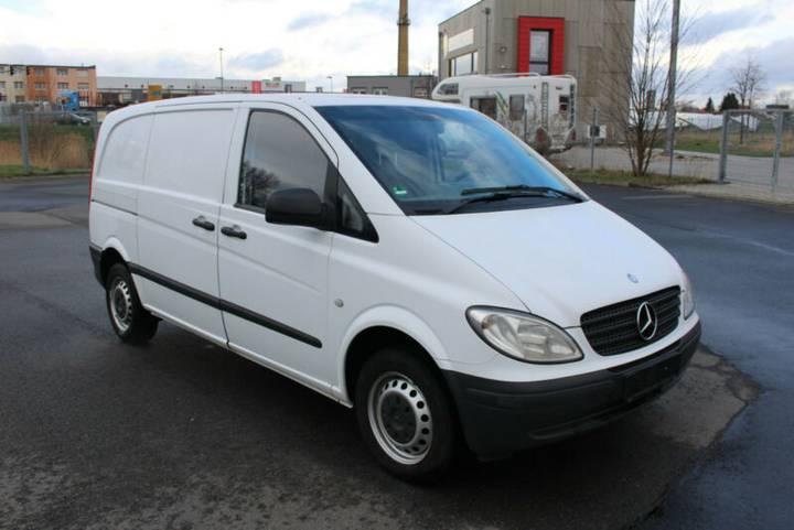 Mercedes-Benz Vito Kasten 111 CDI AHK - 2009