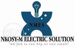 Nkosy-m electric solution