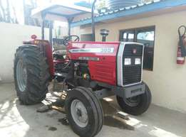 MF 385 2WD,3 Disc Plough,85Horse Power,Perkins Engine,