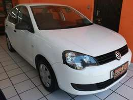 2011 Volkswagen Polo Vivo Hatch 1.4 Base Immaculate Condition!!