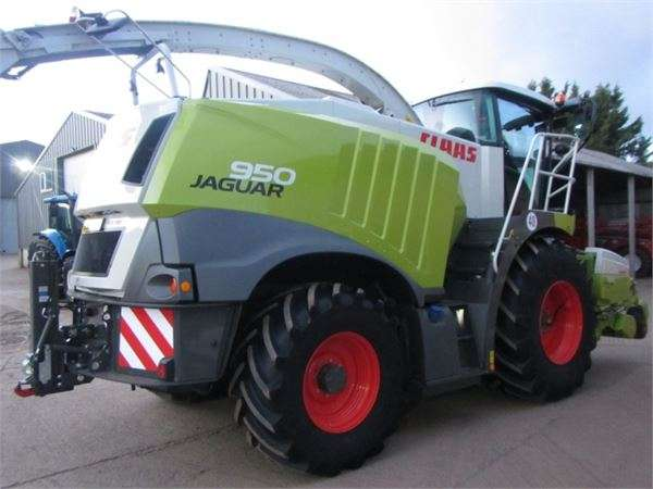 Claas 950 Forager - 2017 - image 5