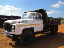 6 - 8 Ton Tipper truck for hire Are you looking for a tipper to hire?