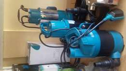 Sewage water pumps