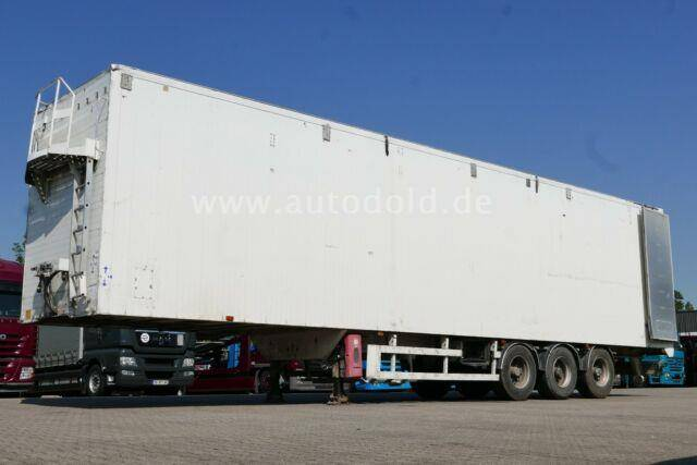GENERAL TRAILER TF34 Walkingfloor Cargo Schubboden Aluminium - 2004