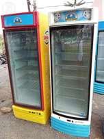 Upright Freezers from Italy