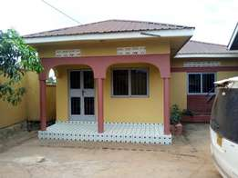 A two bedroom house n mbarwa