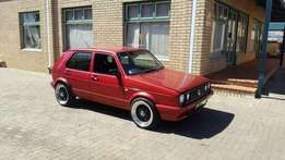 vw golf 1.6 for sale in good conditionR14400