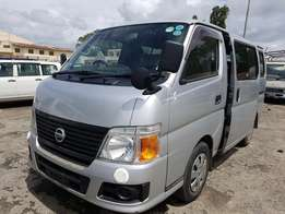 Nissan caravan manual petrol brand new.