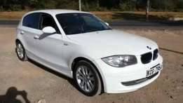 Bmw 116i,KCG, auto,1.6litre.pristine condition.buy &drive