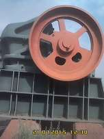 Used 20x30 Double toggle Jaw crusher