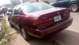 Toyota camry 1999 model first body tested okay
