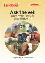 Ask the vet (What cattle farmers should know) BOOK