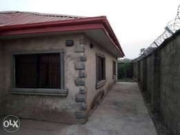 Standalone 4 bedrooms bungalow for sale at olusoji