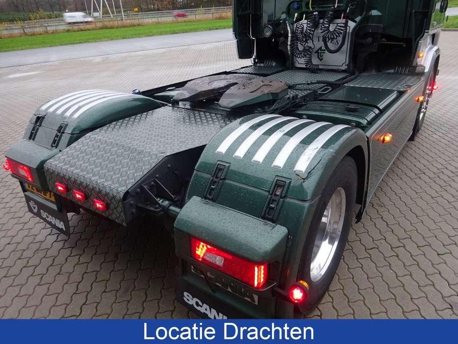 Scania R 520 Retarder + Hydrauliek - 2014 - image 9