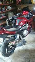 Suzuki Bandit 1250 to swap for car