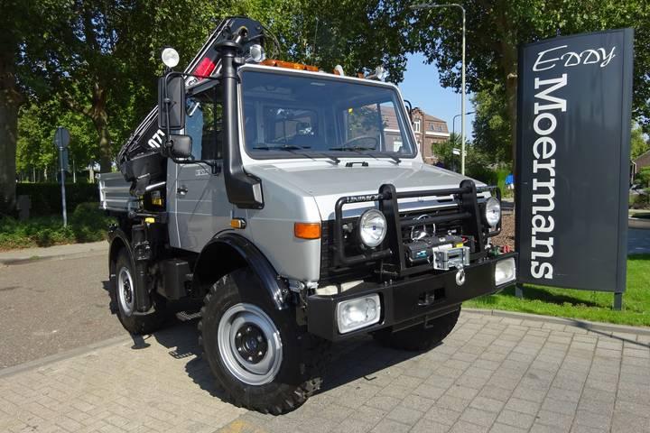 Unimog U1200 - 427/10 4x4 - 1992