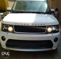 2008 range rover sport upgraded